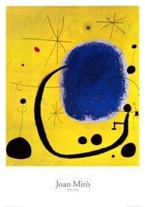 E515~L-oro-Dell-azzurro-Posters